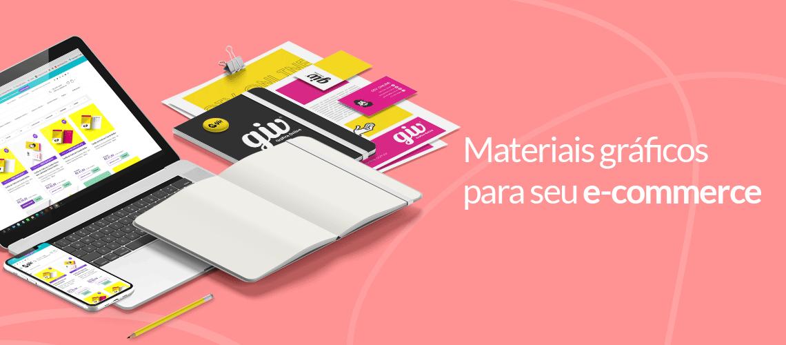 16 Materiais gráficos para seu e-commerce