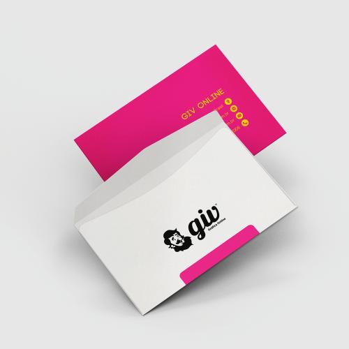 Envelope Comercial