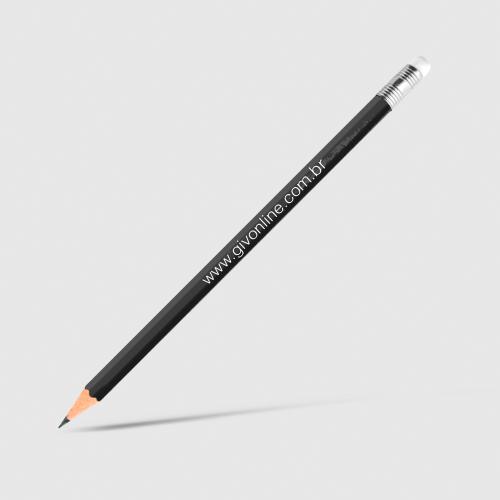 Lápis em Madeira Resinada