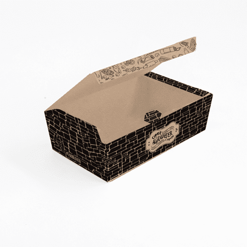 Box Antivazamento Padrão