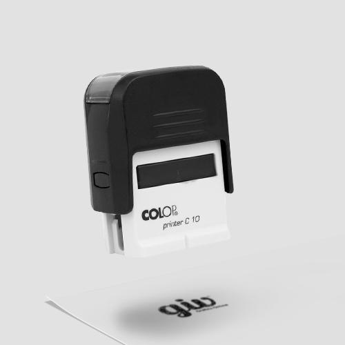 Carimbo Colop Printer de Plástico