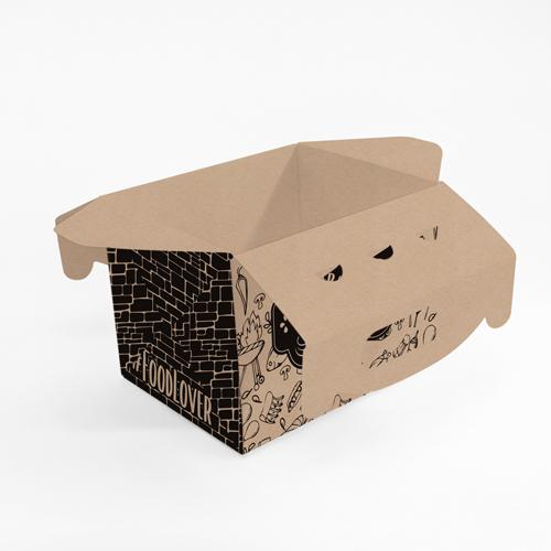 Embalagem para Assados e Grelhados Personalizada