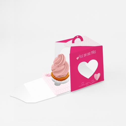 Embalagem para Cupcake