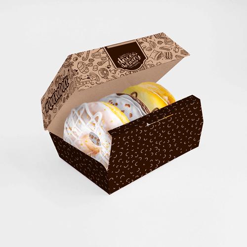 Embalagem Multiuso Doces e Confeitaria Personalizada