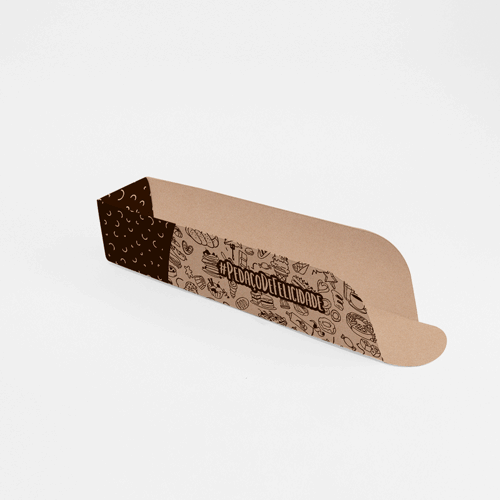 Embalagem para Churros Personalizada
