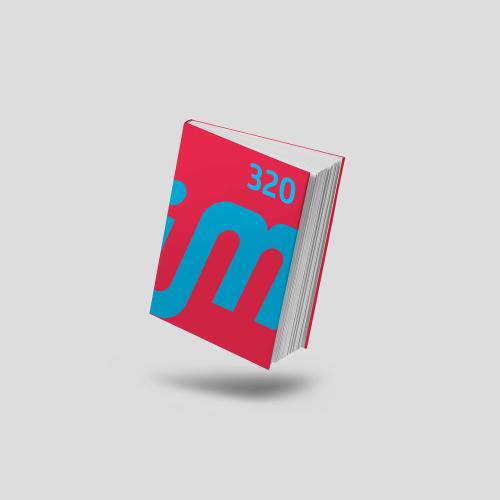 Livro em Pólen Soft com Laminação Fosca Frente