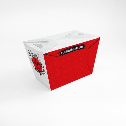 Box para Frituras Padrão