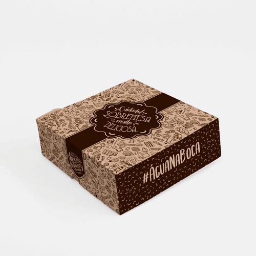Embalagem para Tortas Padrão
