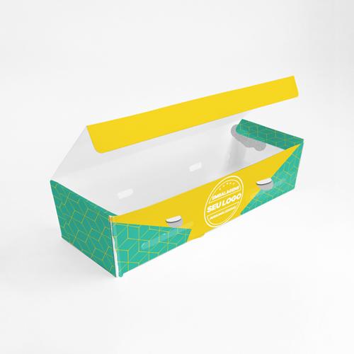 Box para Sobremesa Personalizado