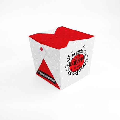 Box para Yakissoba Personalizado