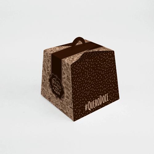 Embalagem para Cupcake Personalizada