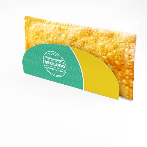 Embalagem para Pastel e Tapioca Personalizada